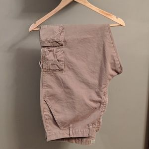 Wrangler Cargo Khaki Pants